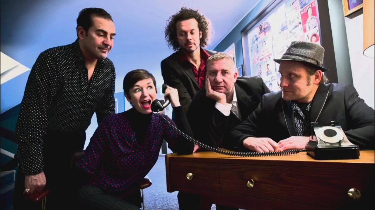 Концерт группы Paris Combo в Доме музыки – события на сайте «Московские Сезоны»