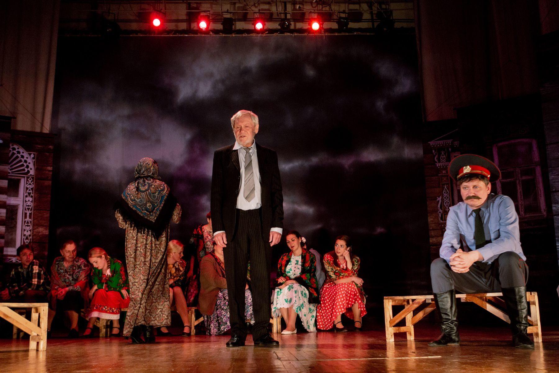 Концерт «Театру «Глас» – 30 лет» в Малом театре – события на сайте «Московские Сезоны»