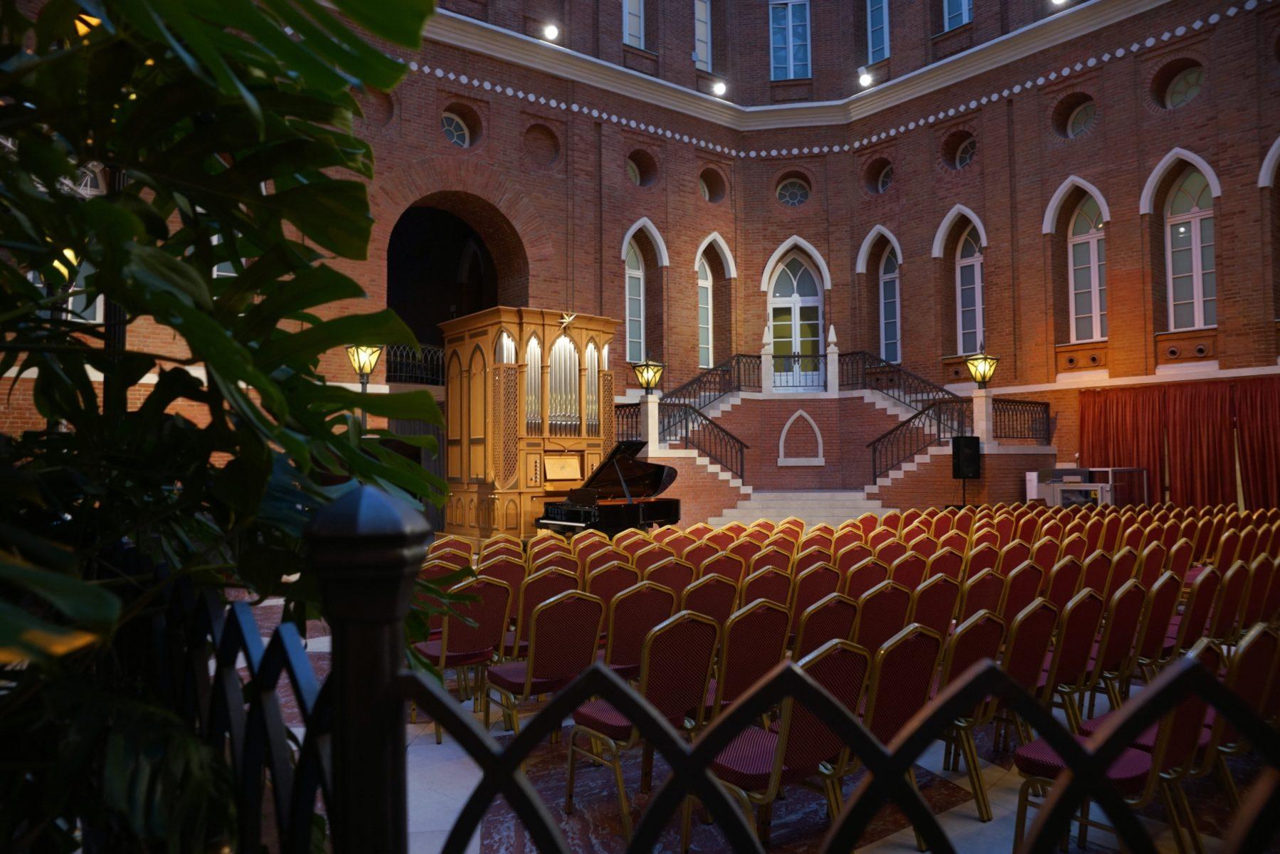 Концерт «Сон в летнюю ночь» в Царицыно – события на сайте «Московские Сезоны»