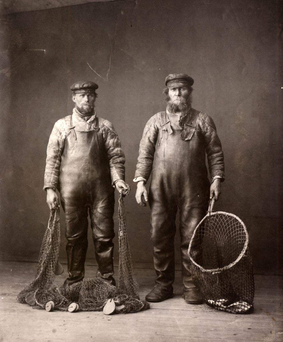 Выставка «Сага о рыбаках и рыбке» в Дарвиновском музее – события на сайте «Московские Сезоны»