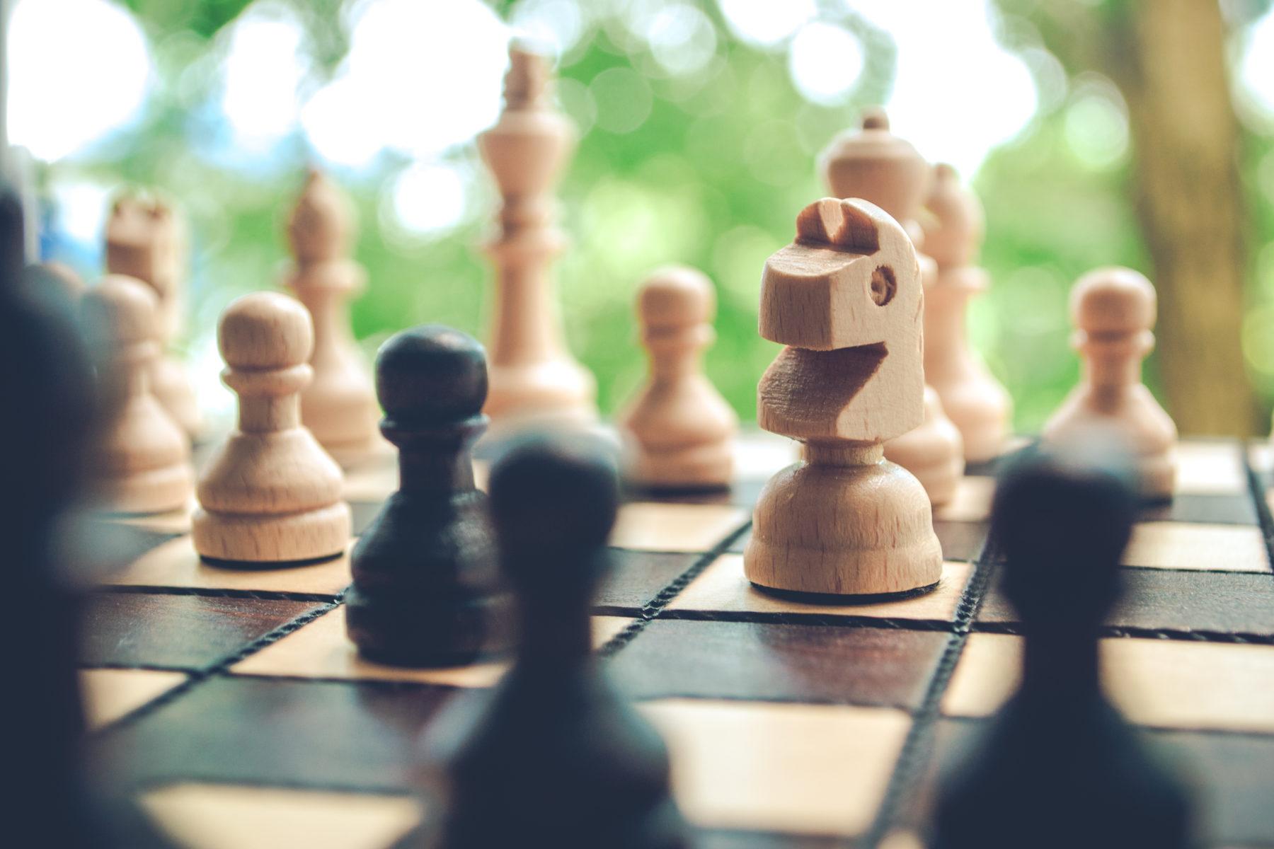 Ноябрь в шахматном клубе библиотеки № 33 – события на сайте «Московские Сезоны»