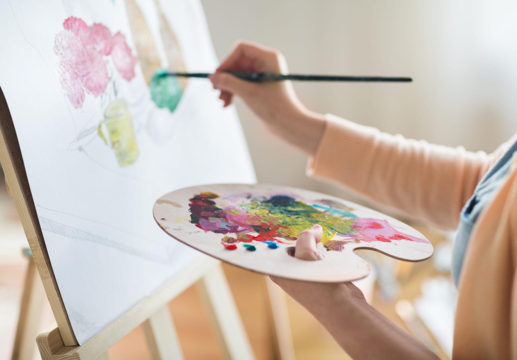 Мастер-класс по акварельному рисунку в ДК «Стимул» – события на сайте «Московские Сезоны»