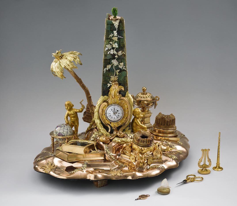 Выставка «Хранители времени. Реставрация в Музеях Московского Кремля» – события на сайте «Московские Сезоны»