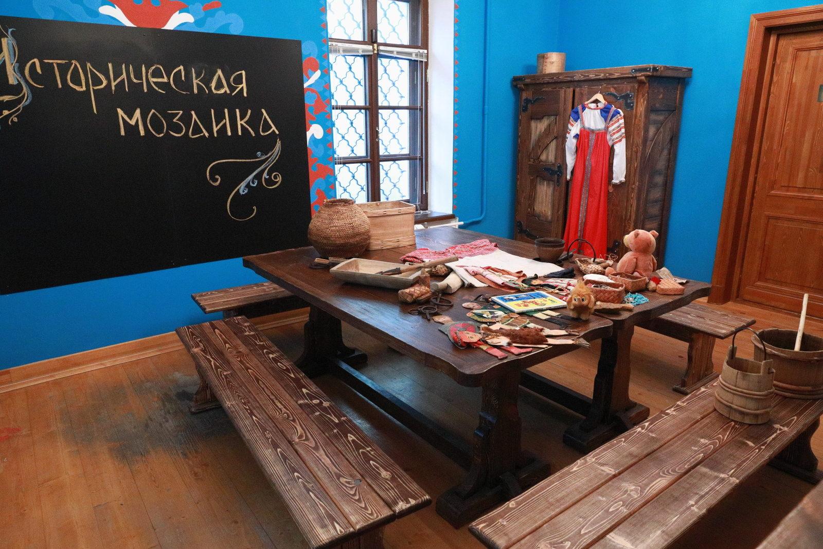 Занятия для родителей с детьми «Историческая мозаика» в Музее военной истории – события на сайте «Московские Сезоны»