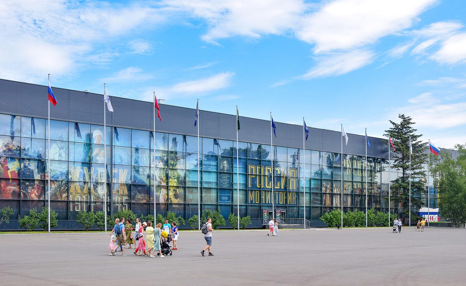 «Новые горизонты» в парке «Россия — моя история» – события на сайте «Московские Сезоны»