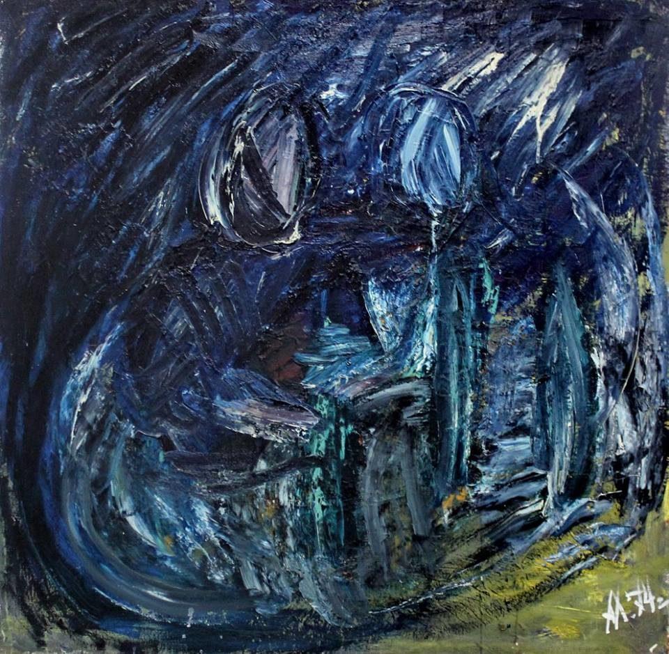 Выставка «Художественное произведение как живописный жест» в Галерее А3 – события на сайте «Московские Сезоны»