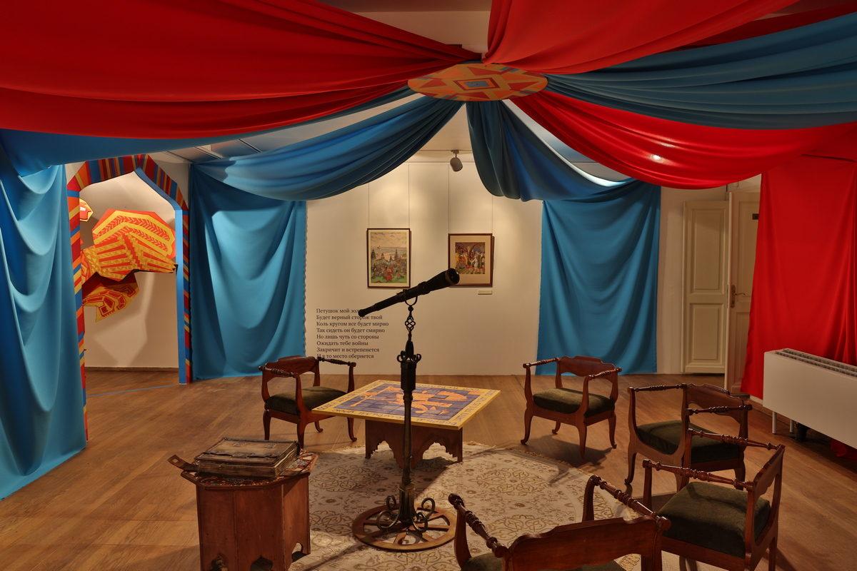Программа «Сказки Пушкина: были и небылицы» в Пушкинском музее – события на сайте «Московские Сезоны»