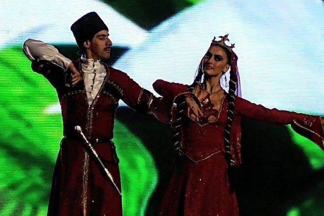 Концерт «Легенды Кавказа» в Государственном кремлевском дворце – события на сайте «Московские Сезоны»