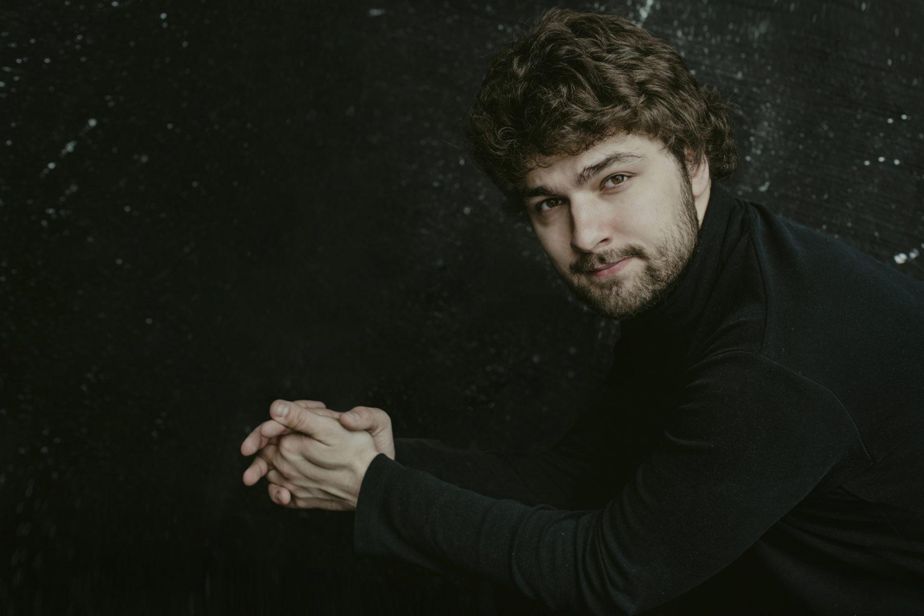 Сольный концерт Лукаса Генюшаса (фортепиано) – события на сайте «Московские Сезоны»