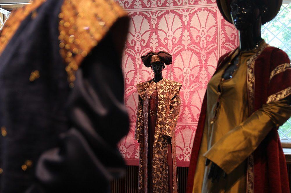 Выставка «Костюмы Османской империи глазами современных турецких дизайнеров» – события на сайте «Московские Сезоны»