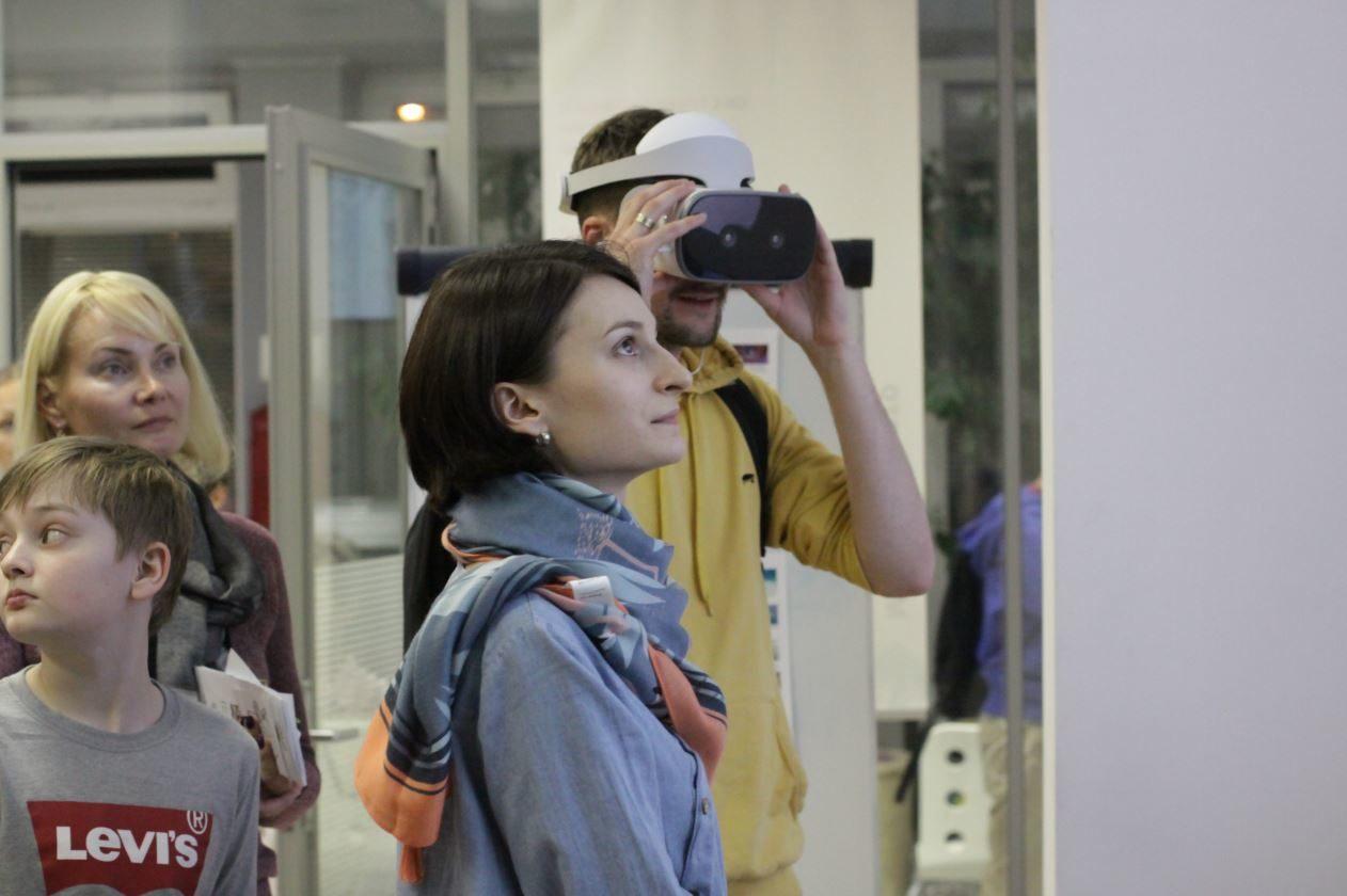 Программа «Изучаем VR-технологии» – события на сайте «Московские Сезоны»