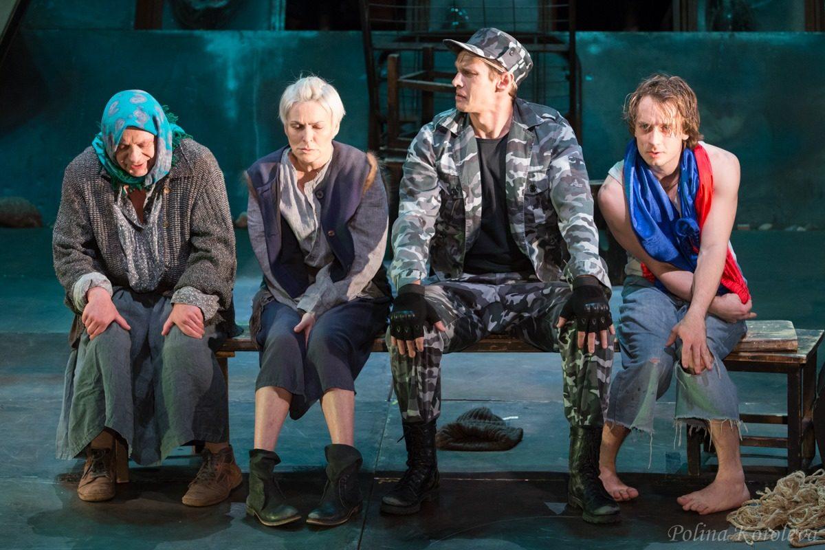 Спектакль «Чернобыль» в Театре Романа Виктюка – события на сайте «Московские Сезоны»