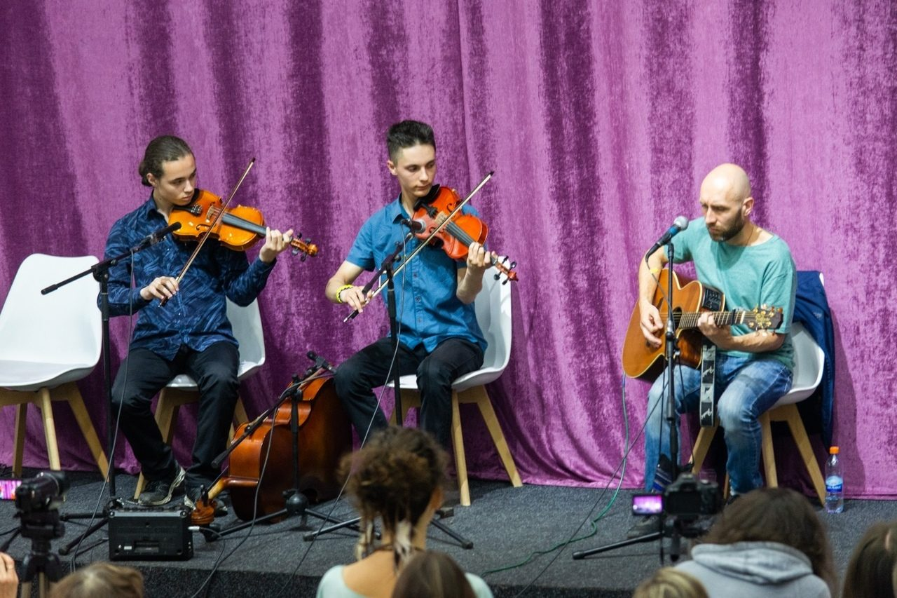 Концерт «Музыка сердца» в школе «Новый Акрополь» – события на сайте «Московские Сезоны»