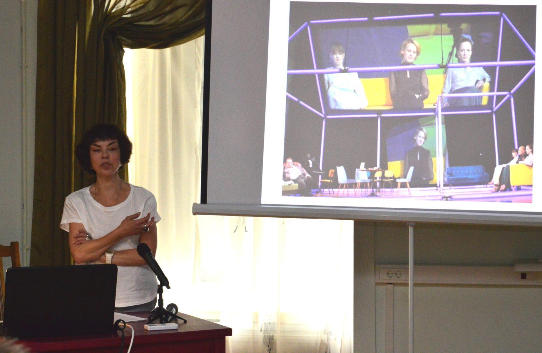 Обзор новинок театра «Это надо смотреть!» в библиотеке искусств – события на сайте «Московские Сезоны»