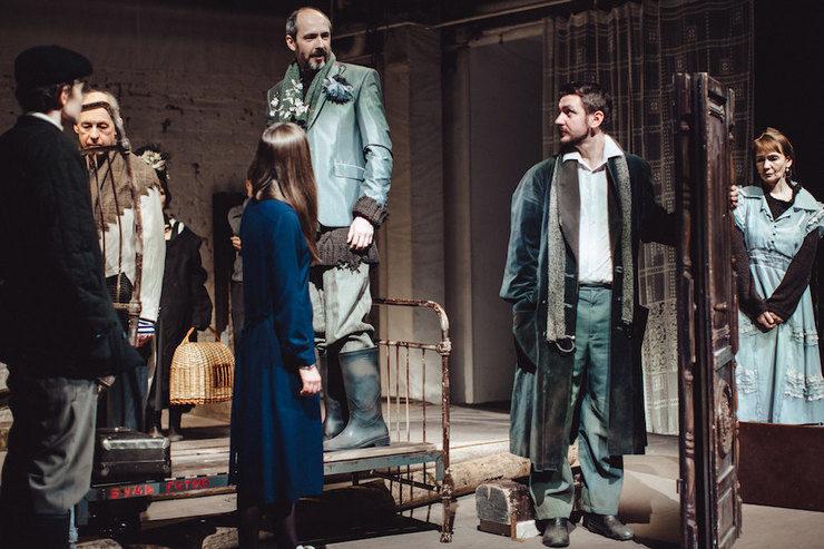 Спектакль «Вишнёвый сад» в театре «Около дома Станиславского» – события на сайте «Московские Сезоны»