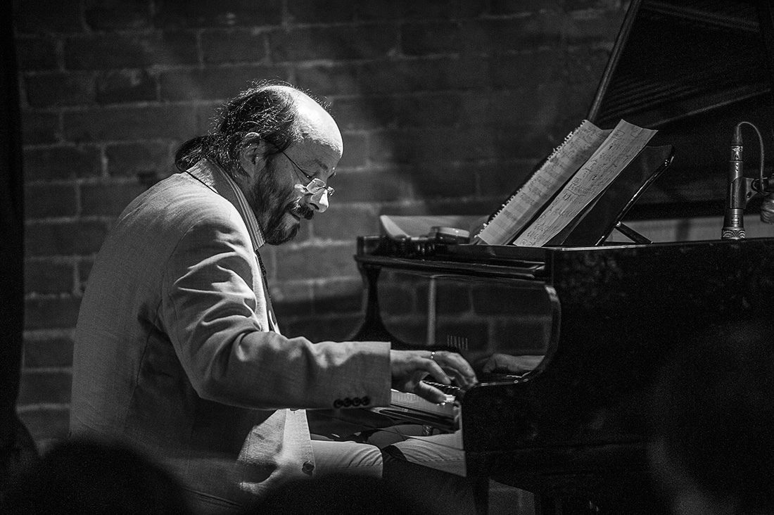 Концерт «Jazz Continuo Евгения Гречищева» – события на сайте «Московские Сезоны»