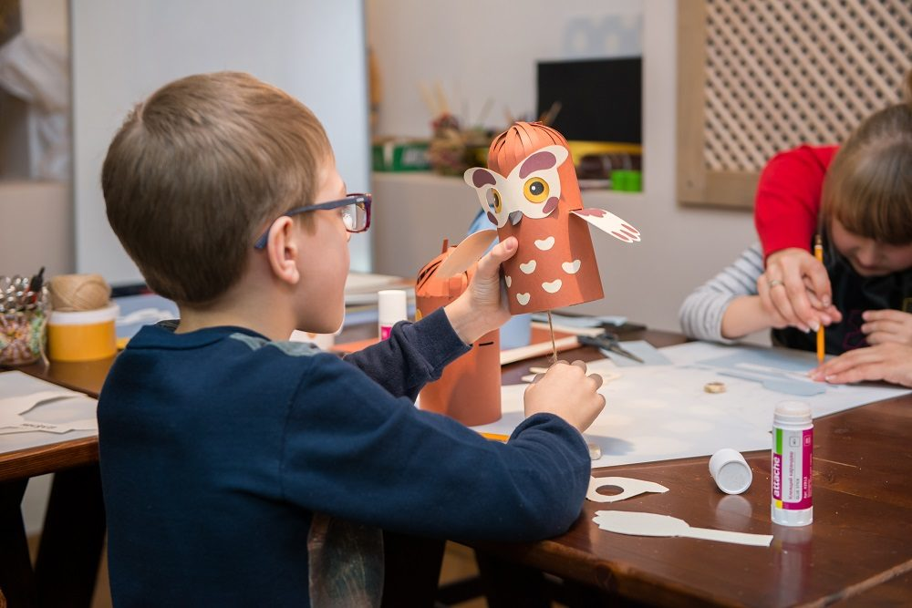 Мастер-класс «Мастер игры»: делаем игрушку В. М. Якобсона» – события на сайте «Московские Сезоны»