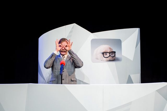 Спектакль «Поймай меня» на фестивале «Гаврош» – события на сайте «Московские Сезоны»