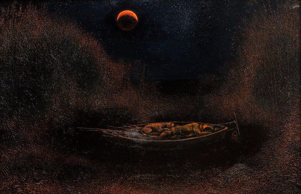 Выставка «Феликс Петуваш Полет над тернами» – события на сайте «Московские Сезоны»