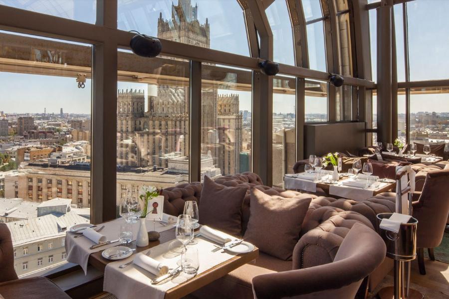 Лучшие рестораны с панорамным видом - панорамный ресторан с красивым видом на Москву: меню, отзывы адреса и рейтинг - Gettable