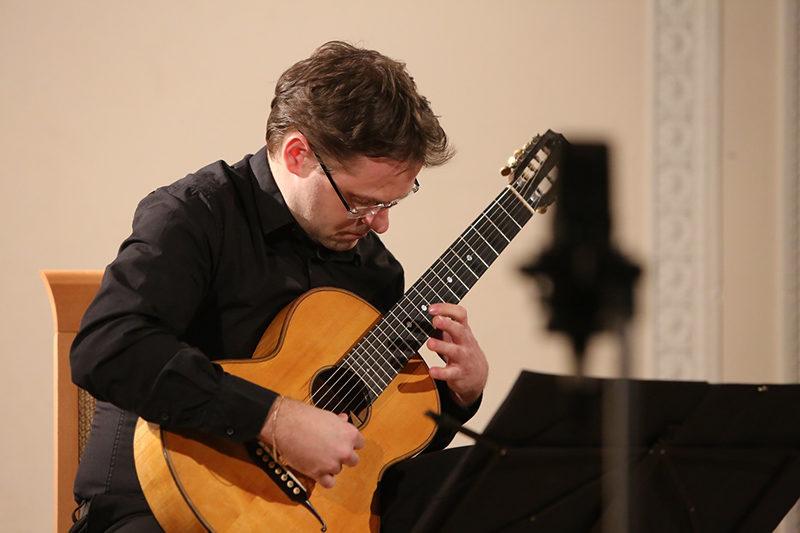 Концерт «Очарование гитары» в Музее-квартире А. Б. Гольденвейзера – события на сайте «Московские Сезоны»