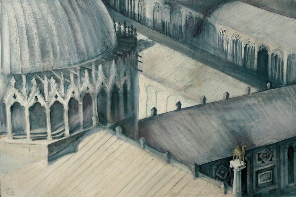 Выставка «Стремление вверх» в выставочных залах РАХ – события на сайте «Московские Сезоны»