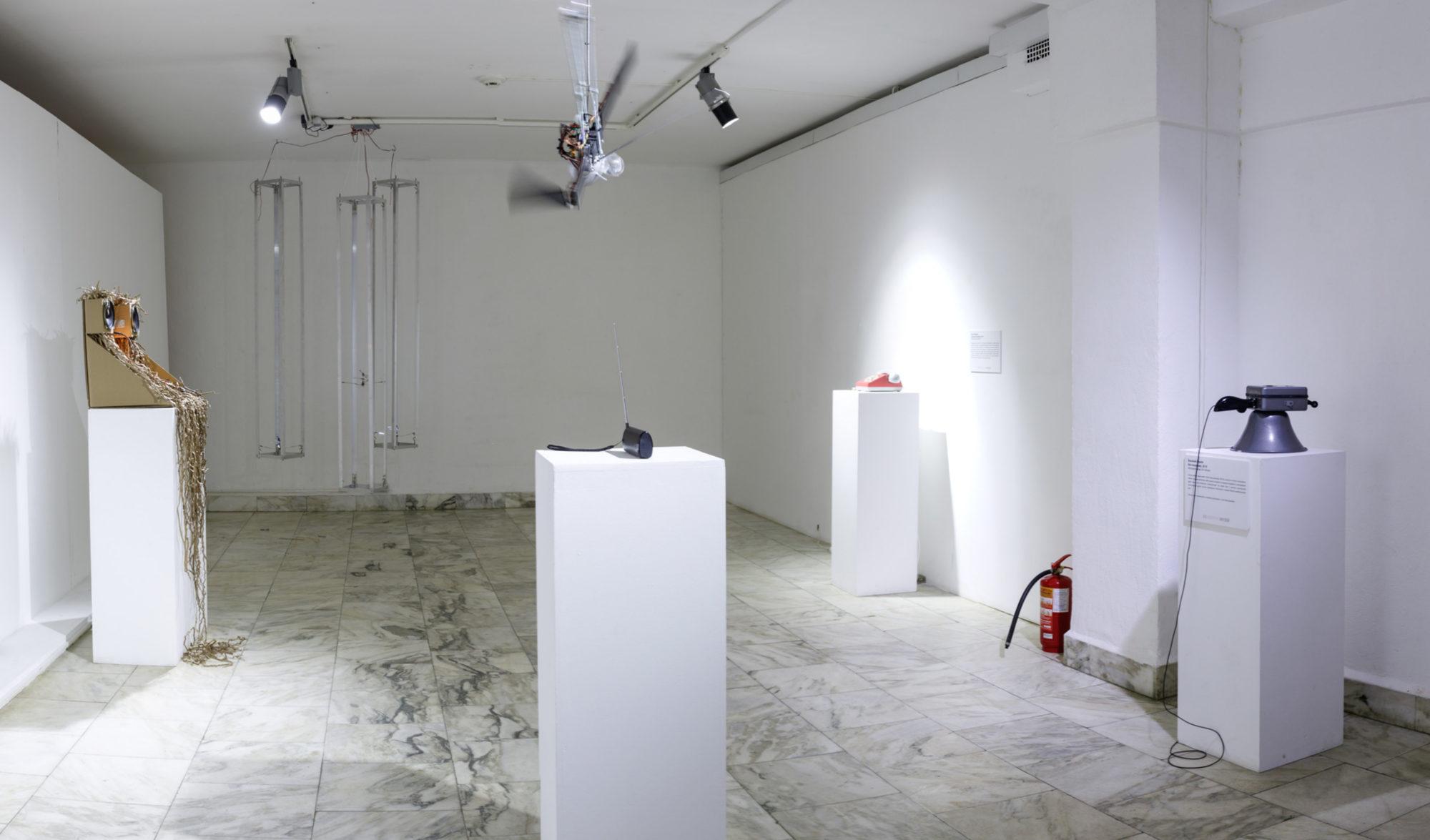 Выставка «Творческий метод» в галерее «Электромузей в Ростокино» – события на сайте «Московские Сезоны»