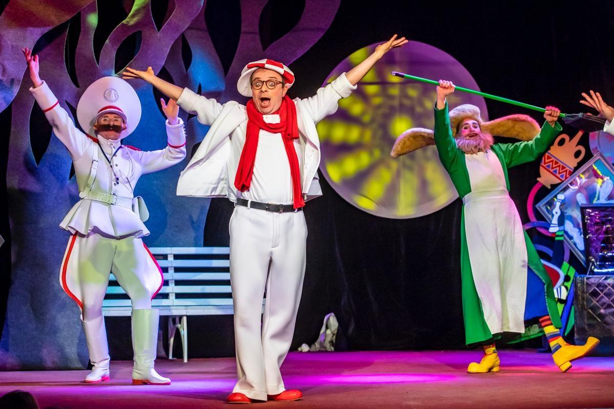 Спектакль «Котобум» в Театре Куклачева – события на сайте «Московские Сезоны»