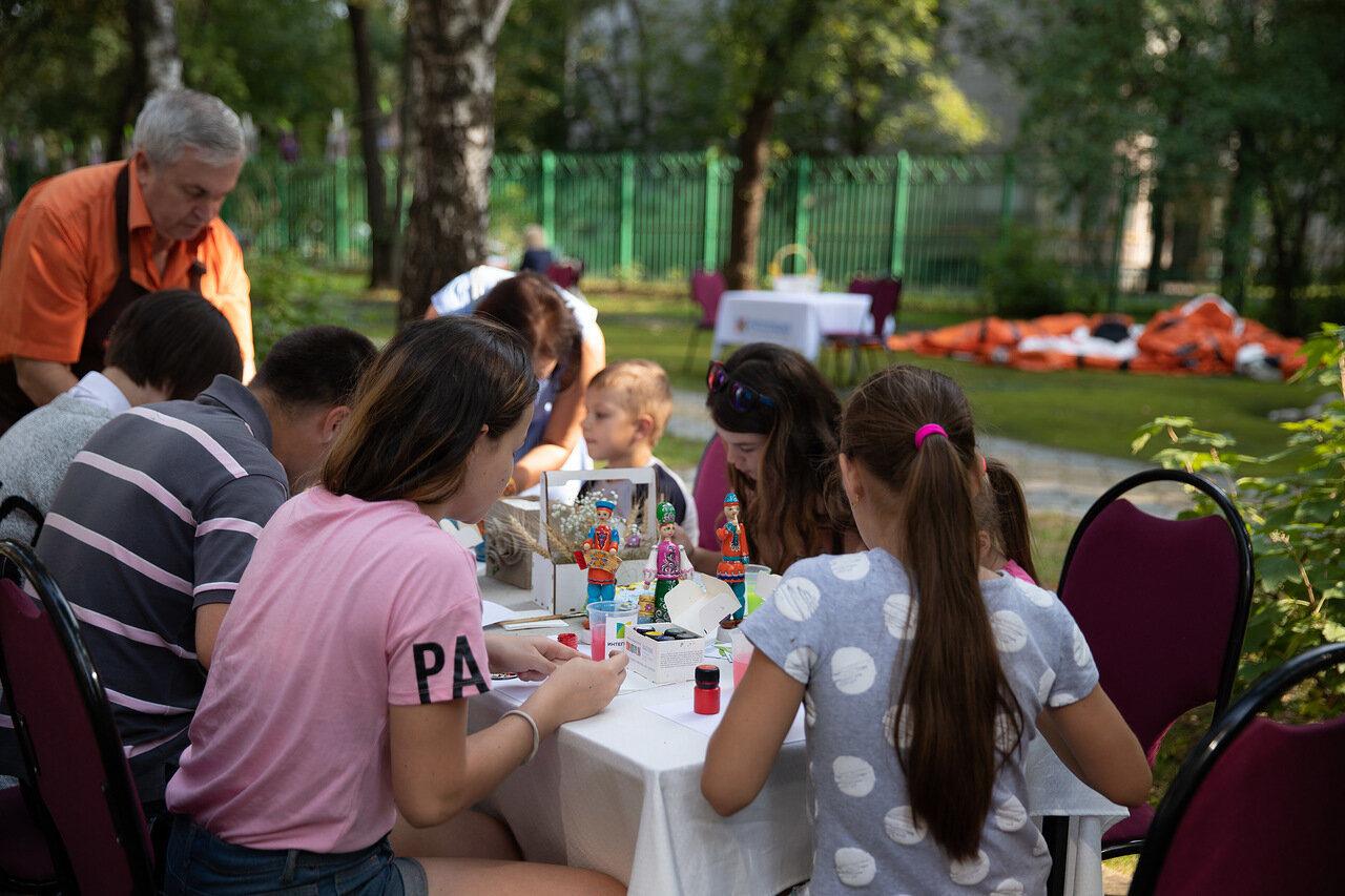 День открытых дверей «Моя яркая Интеграция» – события на сайте «Московские Сезоны»