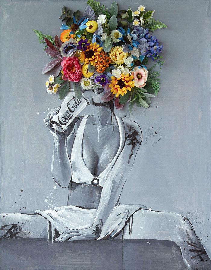 Выставка Ксении Сашиной «EDEN. Совершенство цветов» в ЦСИ МАРС – события на сайте «Московские Сезоны»