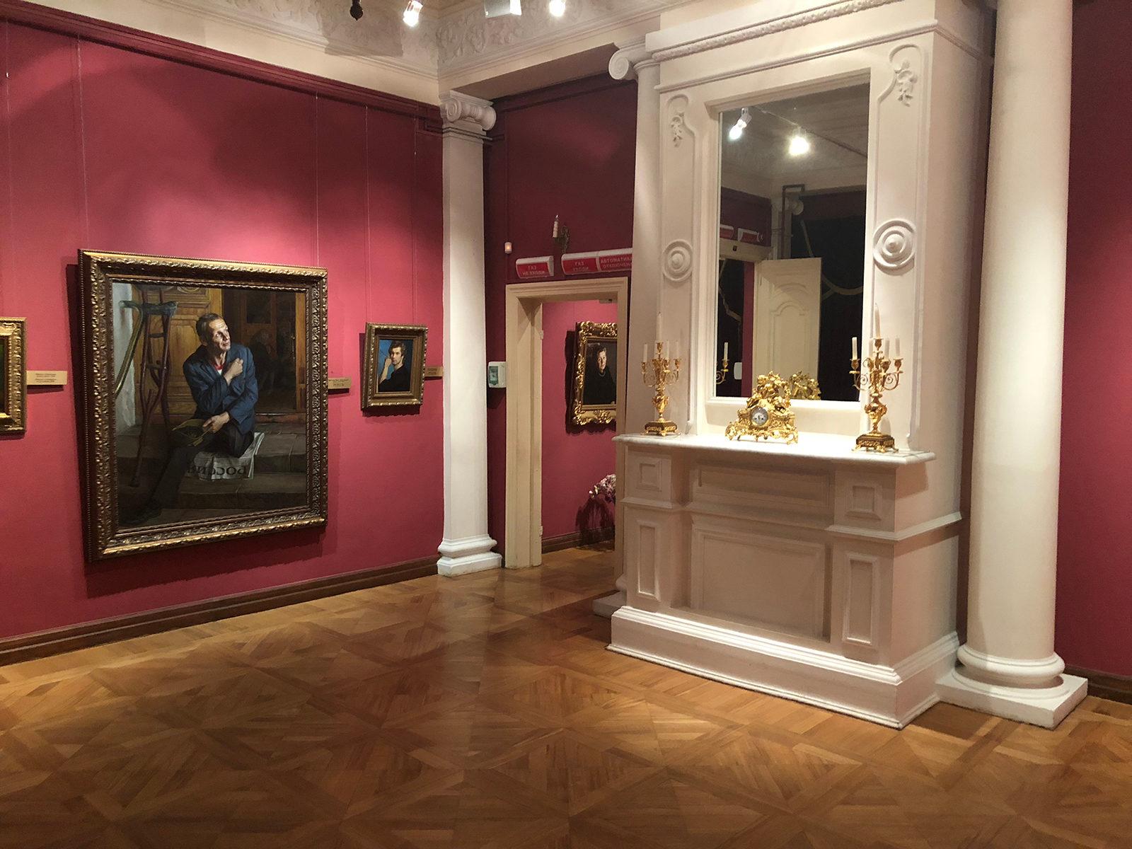 Выставка «Что жизнь?..» в галерее Шилова – события на сайте «Московские Сезоны»