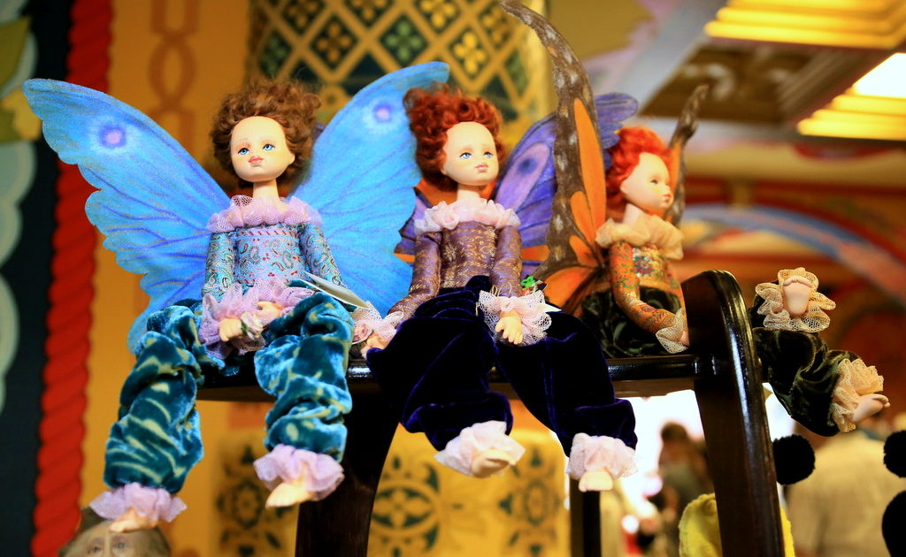 Выставка «Праздник кукол. Кремль в Измайлово» в КРК «Кремль в Измайлово» – события на сайте «Московские Сезоны»
