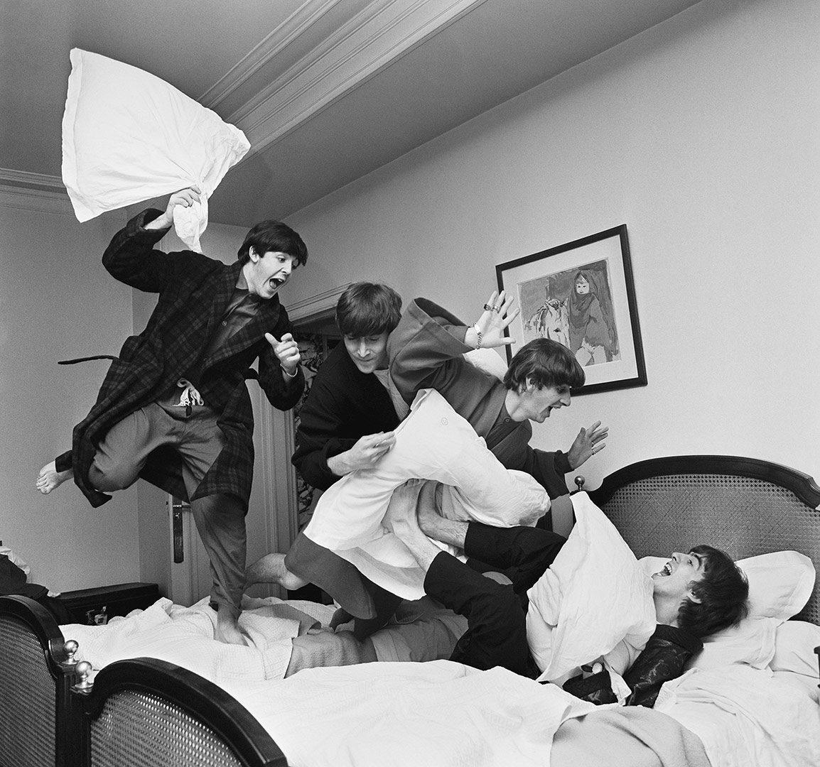 Выставка «Гарри Бенсон. The Beatles и не только» в Центре фотографии имени братьев Люмьер – события на сайте «Московские Сезоны»