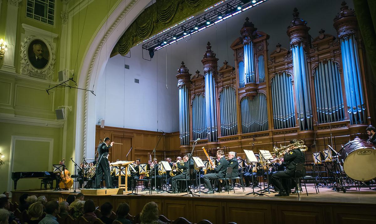 Концерт «Приношение Н. А. Римскому-Корсакову» – события на сайте «Московские Сезоны»