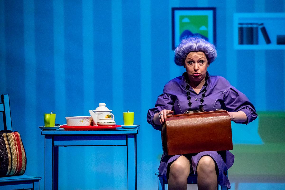 Спектакль «Малыш и Карлсон» в Театре Армена Джигарханяна – события на сайте «Московские Сезоны»