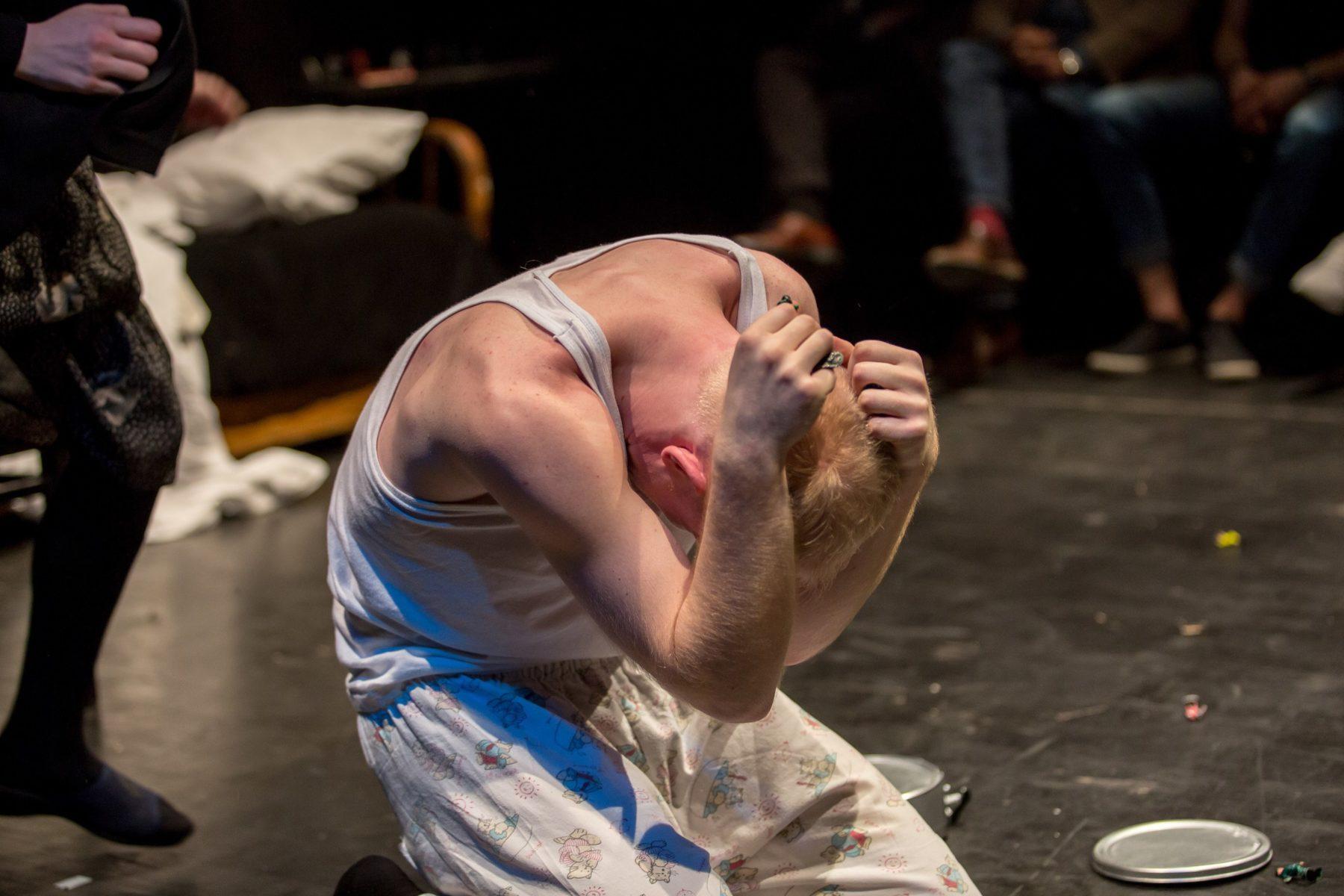 Спектакль «Ночь Гельвера» в Театре Армена Джигарханяна – события на сайте «Московские Сезоны»