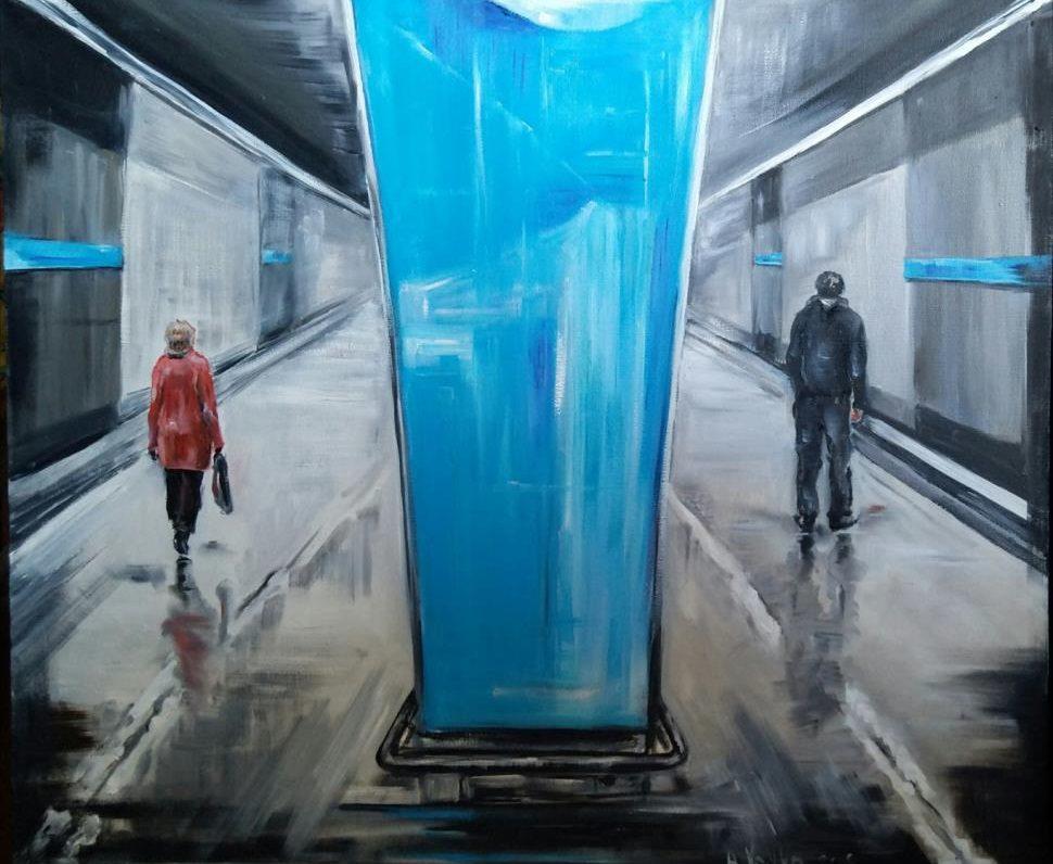 Выставка «О Москве и чувствах» в галерее-мастерской «Варшавка» – события на сайте «Московские Сезоны»