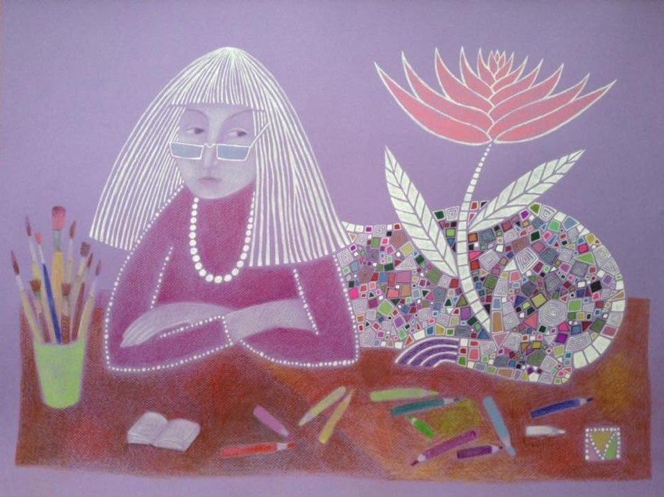 Выставка «Декоративная графика» в галерее-мастерской «Варшавка» – события на сайте «Московские Сезоны»