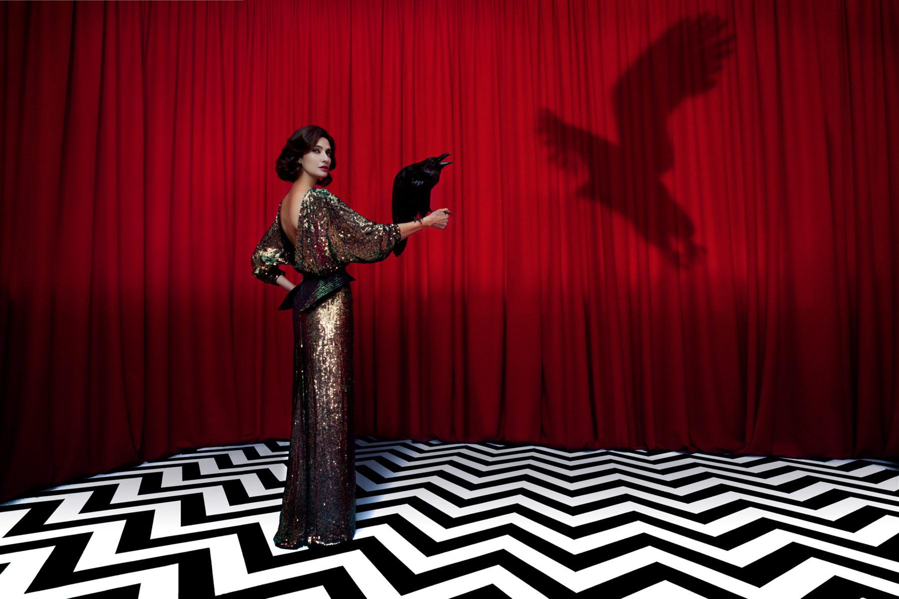Ночь кино в Twin Peaks Red Room – события на сайте «Московские Сезоны»