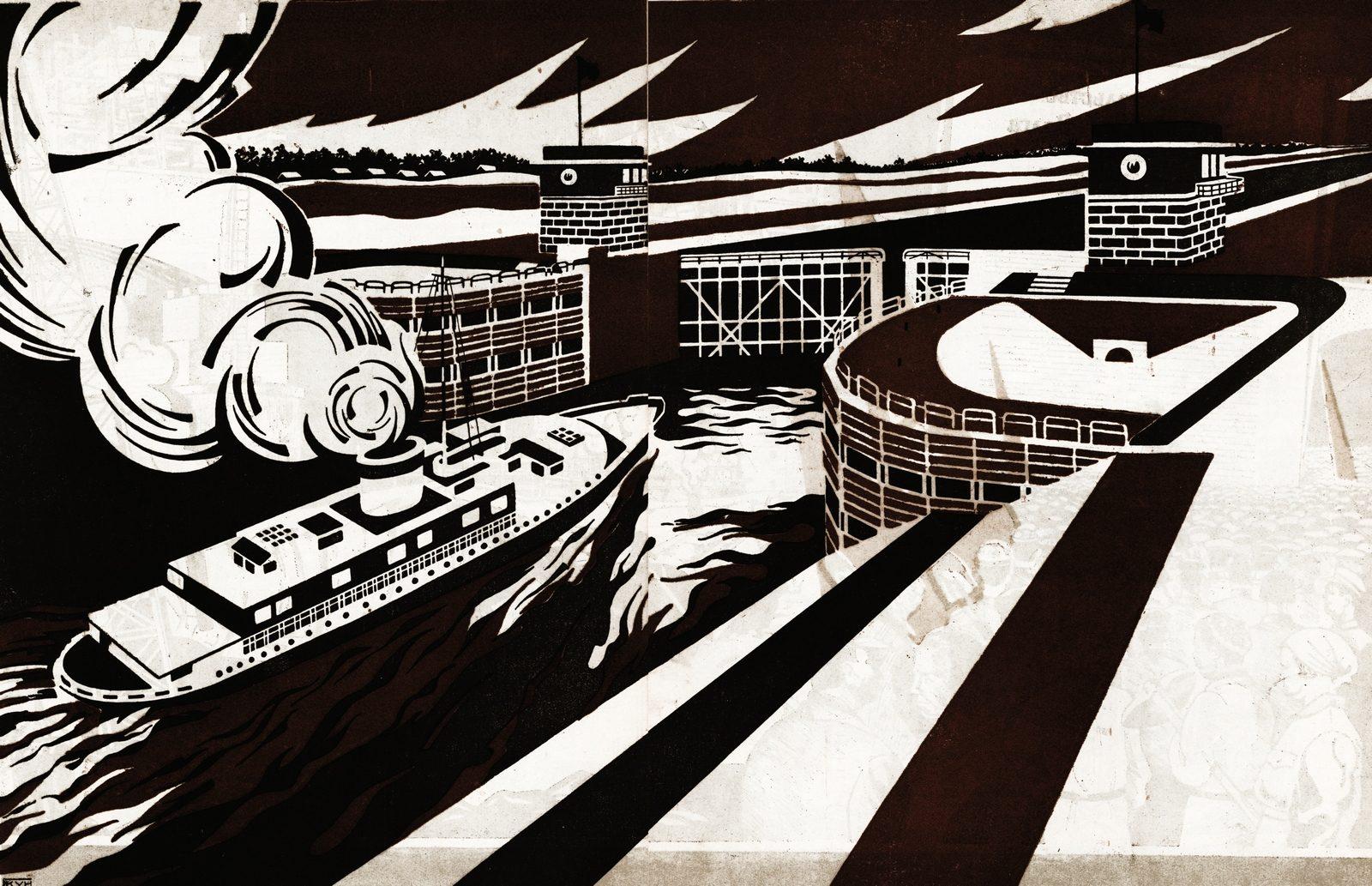 Выставка «Потерянная история. Великая Стройка через призму старого района Москвы» – события на сайте «Московские Сезоны»