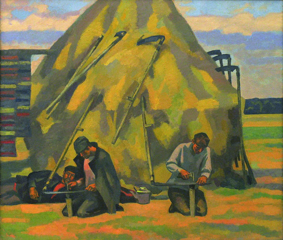 Выставка «Живописная Россия» в Галерее искусств Зураба Церетели – события на сайте «Московские Сезоны»