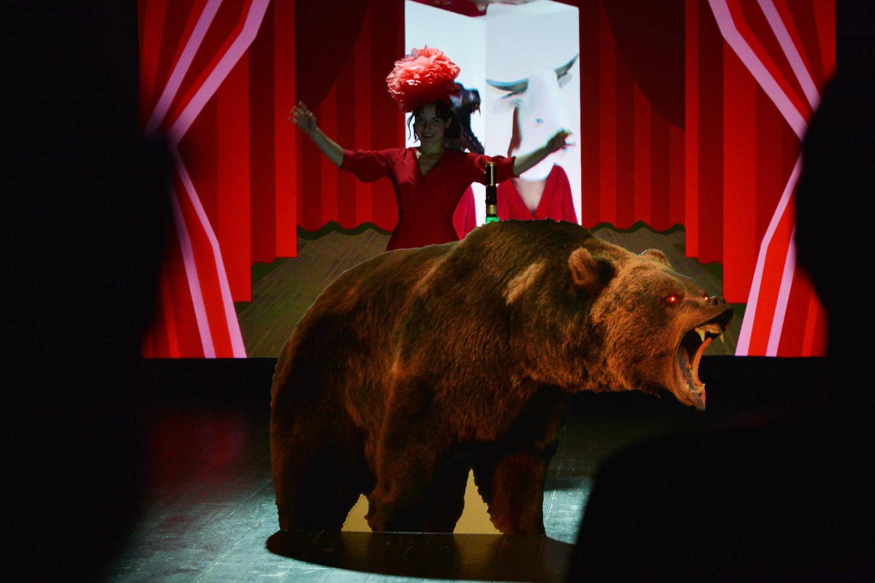 Спектакль «А сейчас – театр!» в Школе современной пьесы – события на сайте «Московские Сезоны»