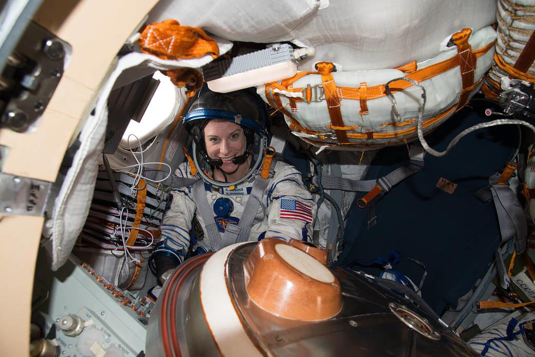 Встреча с астронавтом NASA Кэтлин Рубинс в Музее космонавтики – события на сайте «Московские Сезоны»