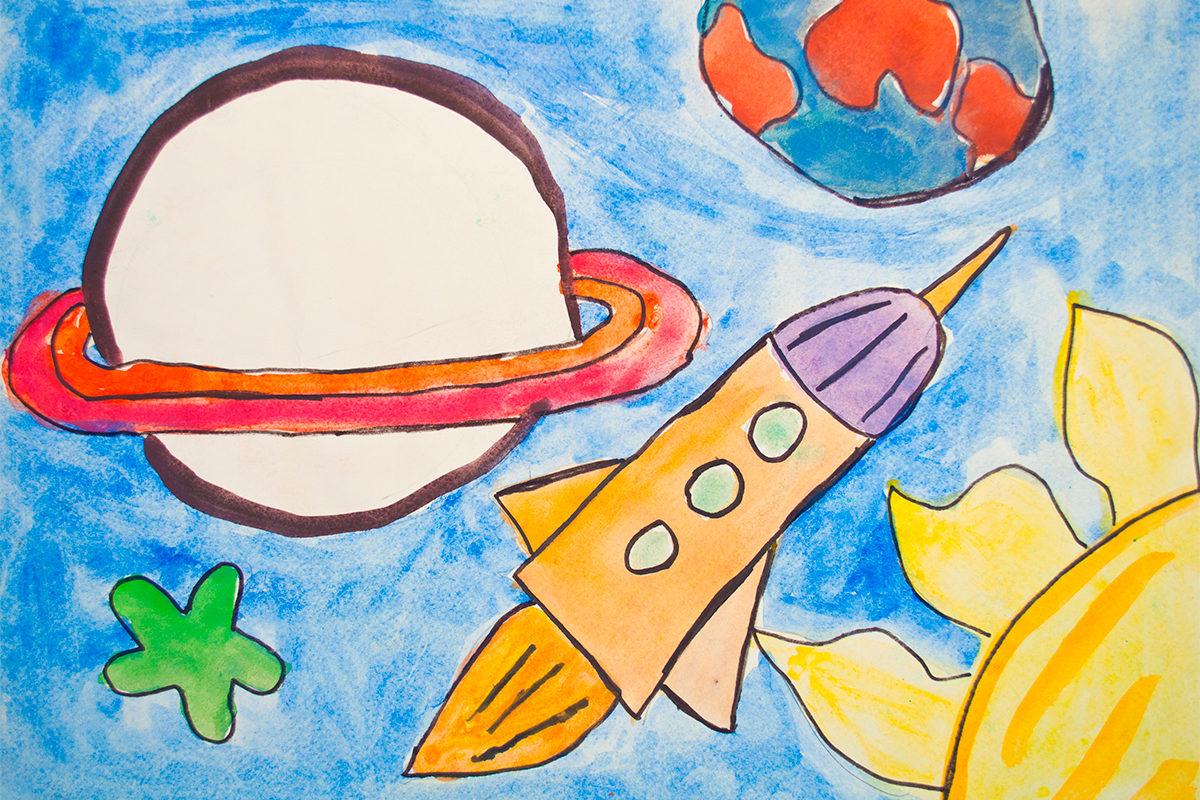 Познавательный урок «Зовут космические дали» в библиотеке № 247 – события на сайте «Московские Сезоны»