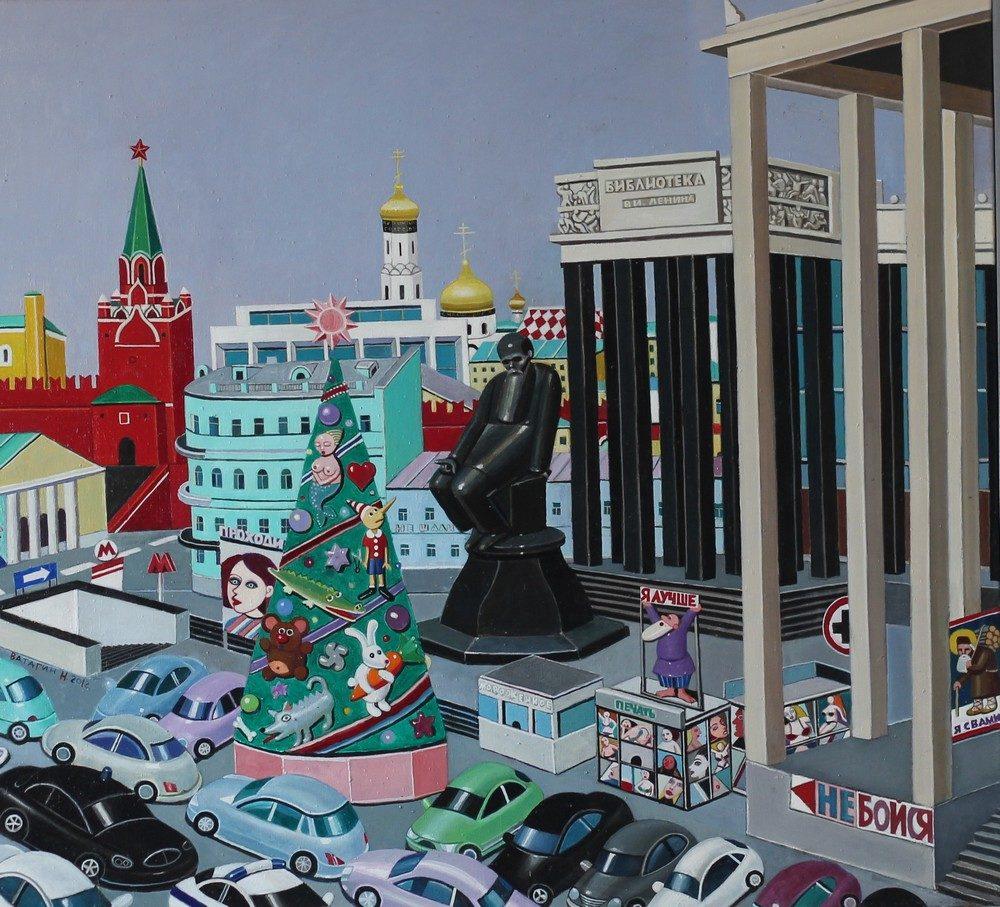 Выставка «Москва искусству верит!» в Музее Пушкина – события на сайте «Московские Сезоны»