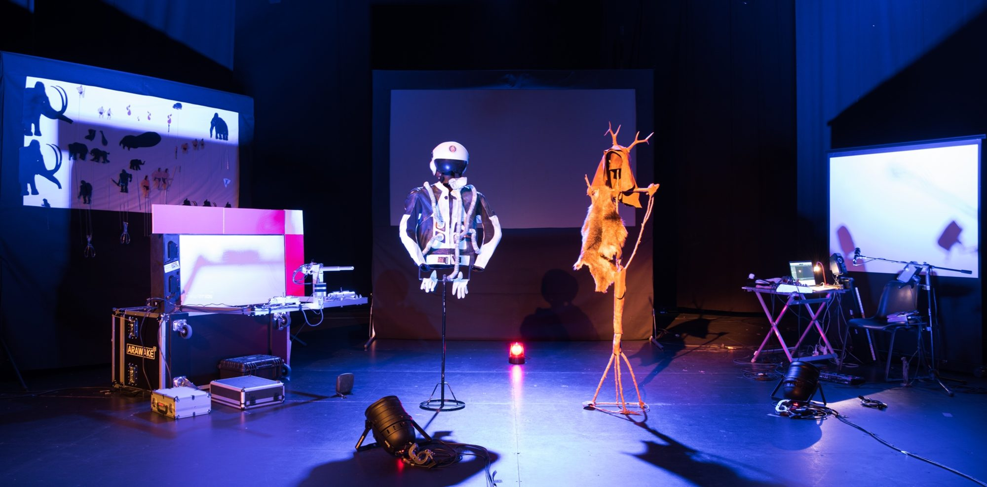 Спектакль «Борьба за огонь» в Московском театре кукол – события на сайте «Московские Сезоны»