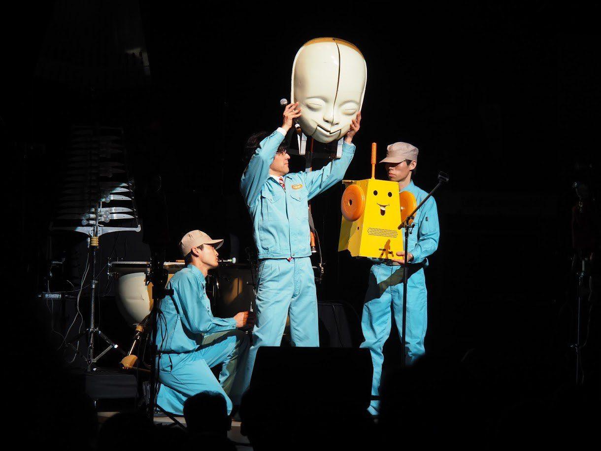 Спектакль «Нонсенс-шоу» в Московском театре кукол – события на сайте «Московские Сезоны»