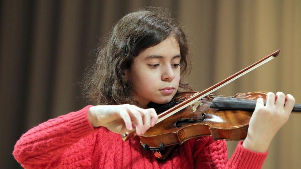 Концерт «Все скрипичные концерты Моцарта в исполнении детей» в Центре Павла Слободкина – события на сайте «Московские Сезоны»