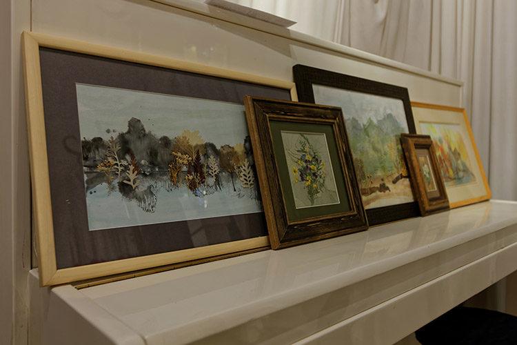 Персональная выставка работ художника-флориста Н. Г. Кабировой в Музее Есенина – события на сайте «Московские Сезоны»