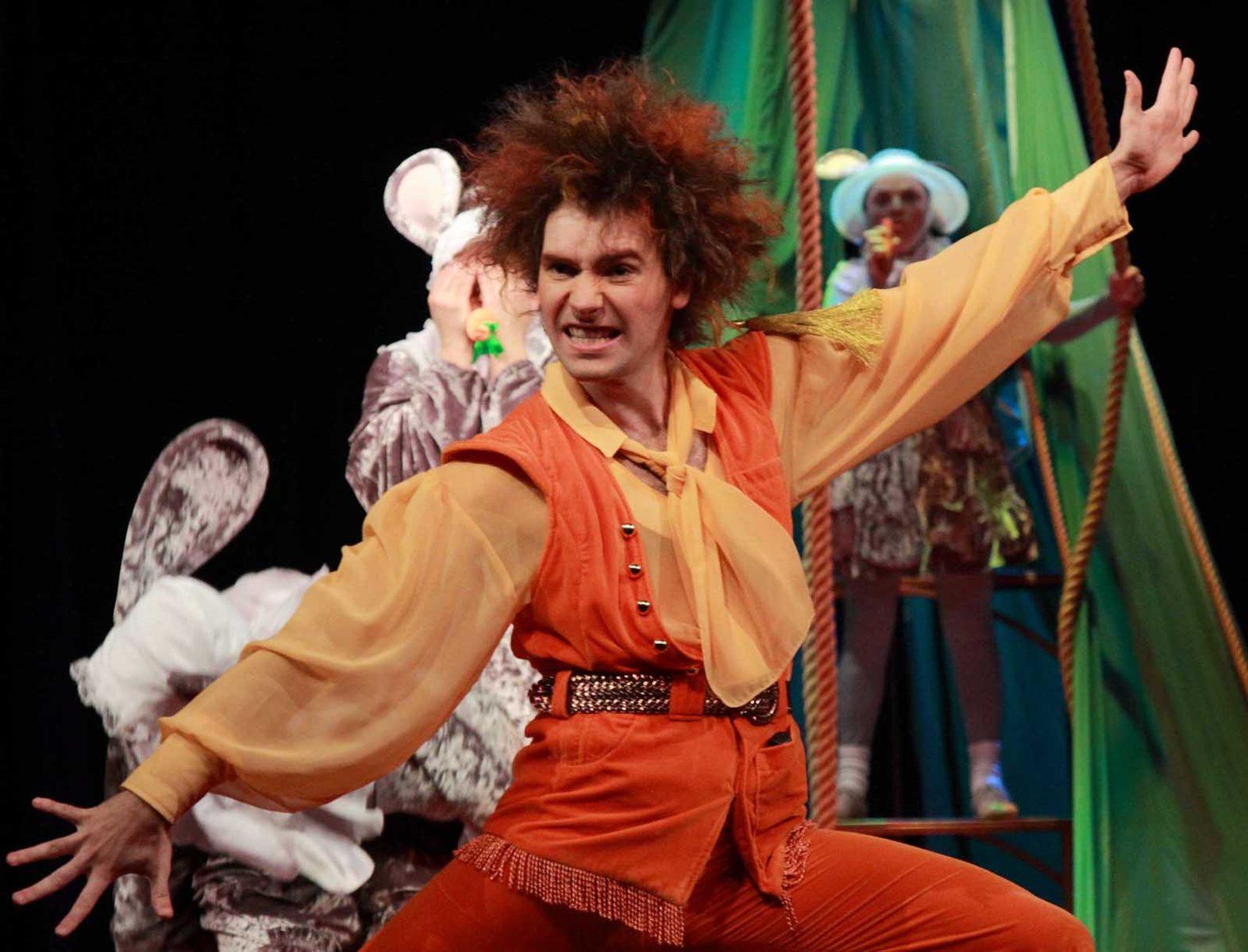 Спектакль «Приключения львенка» в театре «Содружество актеров Таганки» – события на сайте «Московские Сезоны»